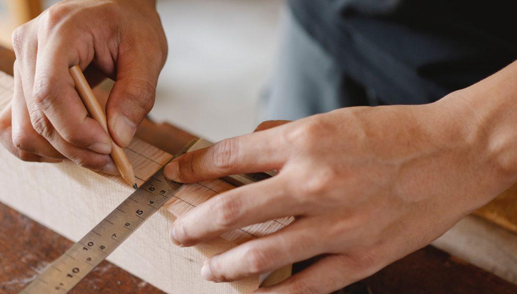 Woodwork Measurement & Marking