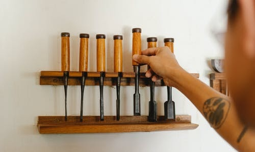 basic hand tools for woodworking